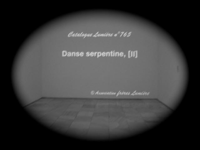 loie fuller dancer