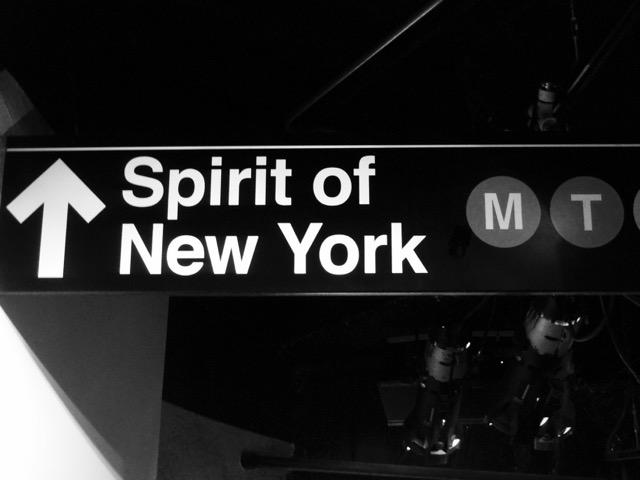 spirit of New York poem