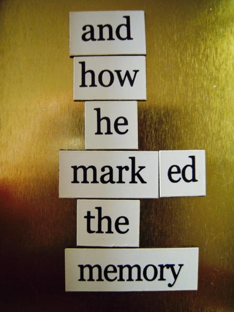 mark magnet poem
